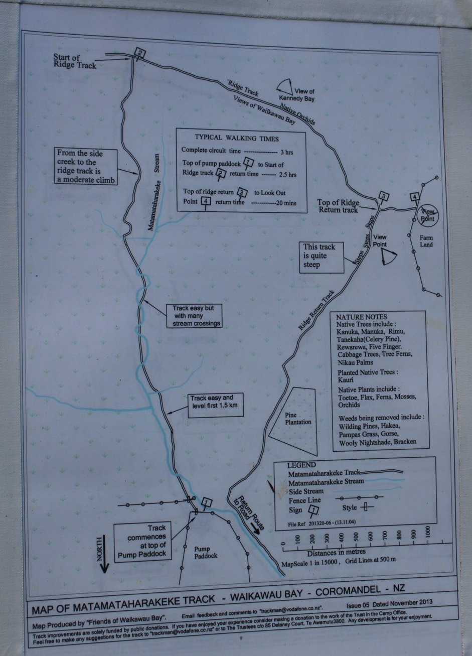 Fun On The Coromandel Part 2 Wolotude Rimu Schematic They